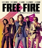 Free Fire - Italian Movie Cover (xs thumbnail)
