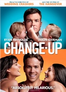 The Change-Up - DVD cover (xs thumbnail)