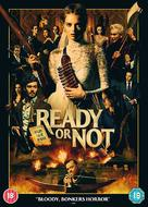Ready or Not - British Movie Cover (xs thumbnail)