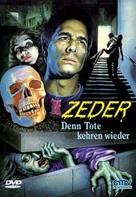 Zeder - German DVD cover (xs thumbnail)