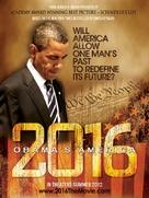 2016: Obama's America - Movie Poster (xs thumbnail)