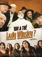 Lady Winsley - Swiss Movie Poster (xs thumbnail)