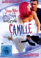 Camille - German DVD cover (xs thumbnail)