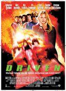 Driven - German Movie Poster (xs thumbnail)