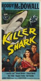 Killer Shark - Movie Poster (xs thumbnail)