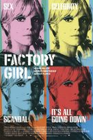 Factory Girl - Theatrical poster (xs thumbnail)