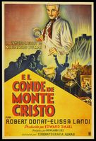 The Count of Monte Cristo - Italian Movie Poster (xs thumbnail)