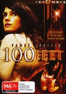 100 Feet - Australian DVD cover (xs thumbnail)