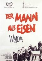 Czlowiek z zelaza - German Movie Poster (xs thumbnail)