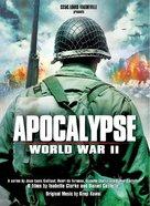 Apocalypse - La 2e guerre mondiale - DVD movie cover (xs thumbnail)