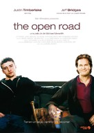 The Open Road - Spanish Movie Cover (xs thumbnail)