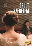 Amour fou - Hungarian Movie Poster (xs thumbnail)