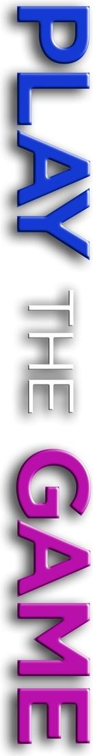 Play the Game - Logo (xs thumbnail)