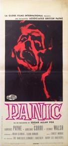 The Tell-Tale Heart - Italian Movie Poster (xs thumbnail)