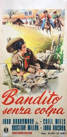 High Lonesome - Italian Movie Poster (xs thumbnail)