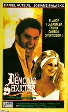 Ma vie est un enfer - Argentinian VHS movie cover (xs thumbnail)