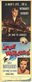 Your Witness - Movie Poster (xs thumbnail)