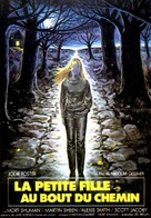 The Little Girl Who Lives Down the Lane - French Movie Poster (xs thumbnail)