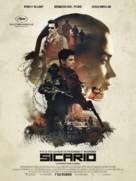 Sicario - French Movie Poster (xs thumbnail)