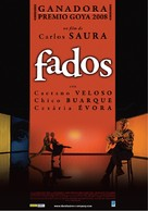 Fados - Argentinian Movie Poster (xs thumbnail)