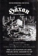 Häxan - Movie Poster (xs thumbnail)