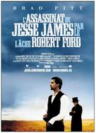 The Assassination of Jesse James by the Coward Robert Ford - Swiss Movie Poster (xs thumbnail)