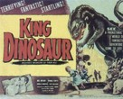 King Dinosaur - Movie Poster (xs thumbnail)