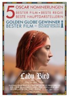 Lady Bird - German Movie Poster (xs thumbnail)