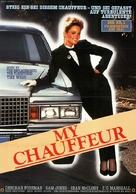 My Chauffeur - German Movie Poster (xs thumbnail)