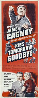 Kiss Tomorrow Goodbye - Movie Poster (xs thumbnail)
