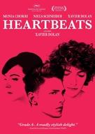 Les amours imaginaires - DVD movie cover (xs thumbnail)
