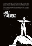 El mal del arriero - Spanish Movie Poster (xs thumbnail)