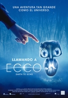 Earth to Echo - Mexican Movie Poster (xs thumbnail)