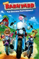 Barnyard - DVD movie cover (xs thumbnail)