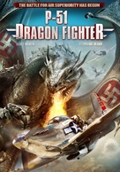 P-51 Dragon Fighter - DVD movie cover (xs thumbnail)