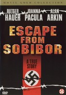 Escape From Sobibor - Dutch Movie Cover (xs thumbnail)