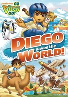 """Go, Diego! Go!"" - DVD cover (xs thumbnail)"