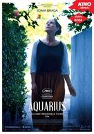 Aquarius - Estonian Movie Poster (xs thumbnail)