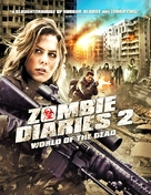 World of the Dead: The Zombie Diaries - Blu-Ray cover (xs thumbnail)
