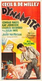 Dynamite - Movie Poster (xs thumbnail)