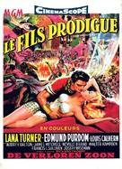 The Prodigal - Belgian Movie Poster (xs thumbnail)