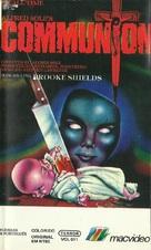 Communion - Brazilian Movie Cover (xs thumbnail)