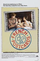 French Postcards - Movie Poster (xs thumbnail)