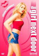 The Girl Next Door - German DVD cover (xs thumbnail)