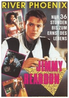 A Night in the Life of Jimmy Reardon - German poster (xs thumbnail)