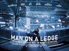 Man on a Ledge - British Movie Poster (xs thumbnail)