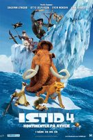 Ice Age: Continental Drift - Norwegian Movie Poster (xs thumbnail)