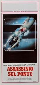 Der Richter und sein Henker - Italian Movie Poster (xs thumbnail)