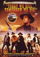 Today We Kill Tomorrow We Die - DVD movie cover (xs thumbnail)
