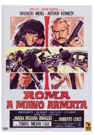 Roma a mano armata - Italian Movie Cover (xs thumbnail)